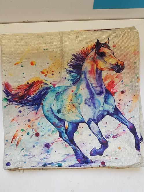 Watercolour Cushion Cover