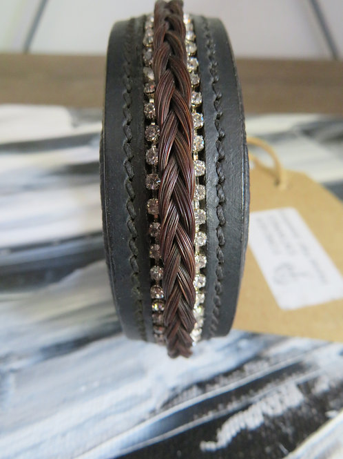 Zulu Leather Cuff