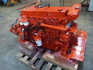 Ford 2725e By Lancing Marine South Florida Used Diesel