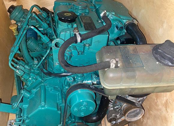 Volvo Penta D1-30 30HP Marine Diesel engine