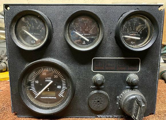Volvo Penta OEM Instruments Gauge Panel 838926 873590 3587074