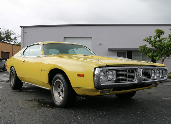 1973 Dodge Charger SuperBee