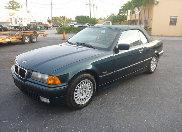 1995 BMW 3-Series Base Convertible 2-Door