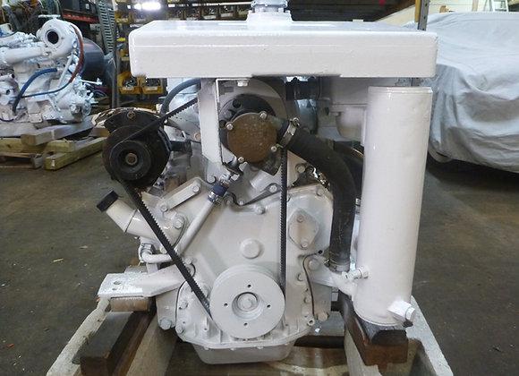 Lugger John Deere Power-tech 4045TFM Marine Diesel 130 HP/Transmission 2:1