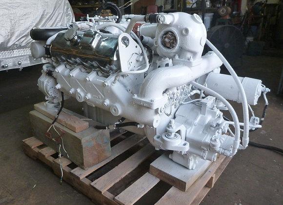 Detroit Diesel 8.2 LTS J&T