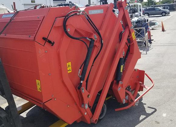 Wiedenmann Type Super 500 D-89192 Multi Sweeper Machine