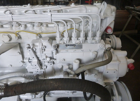 Nissan SD33 3.2L Marine Diesel w/ Transmission Ratio 1.5:1