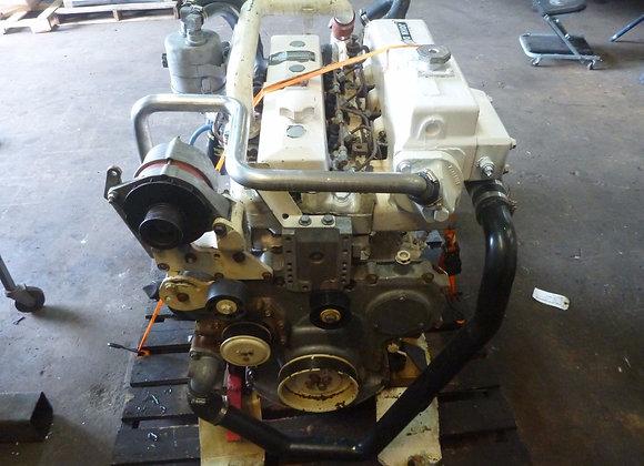 John Deere Power-tech 4045TFM Marine Diesel 130 HP/Transmission 2:1