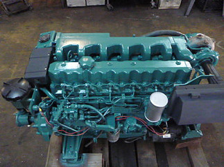 volvo penta aqd  south florida  diesel sales home intermarine power