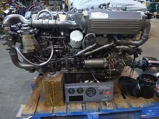 Cummins For Sale >> Yanmar 6LPA-STP | South Florida Used Diesel Sales - Home - Intermarine Power
