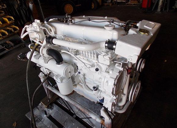 Ford/Lehman Power Model 2728TI Marine Diesel Engines