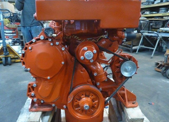 Ford Lehman Power Model 2725E Marine Diesel Engine