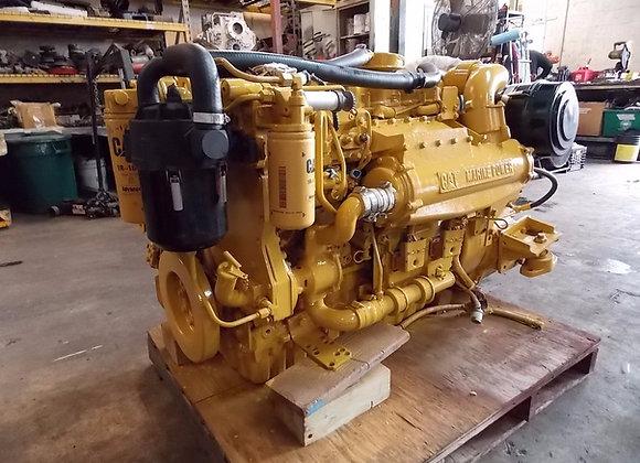 "Caterpillar 3126B ""CAT"" Marine Diesel engine rated 450 HP /Transmission 2.5:1"