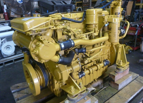 "Caterpillar 3126B-DITA ""CAT"" Marine Diesel engine 475HP"