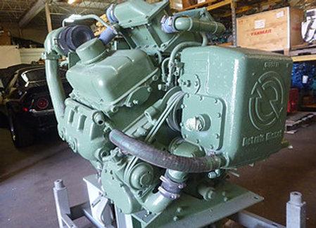 Detroit Diesel J&T 6V53TTi