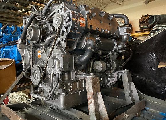 Yanmar 4LHA-DTE-99 Diesel Engine 240 HP W ZF Transmission 63C