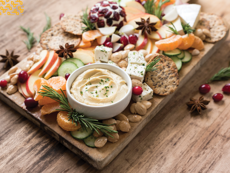 Making the Perfect Snacking Board