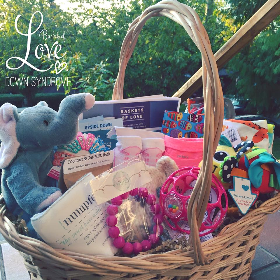 Basket of Love No. 17