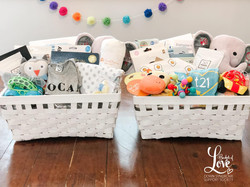 Basket of Love Nos. 106 and 107