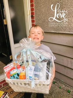 Basket of Love No. 108
