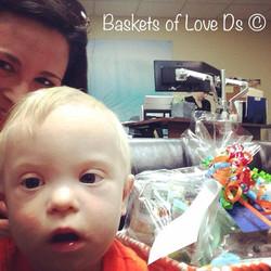 Basket of Love No. 4