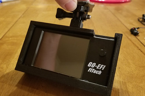 FiTech Controller Under Dash Mount