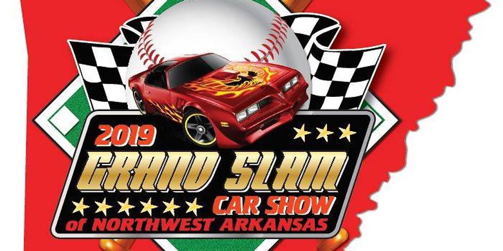 2019 Grand Slam - Car Show of Northwest Arkansas