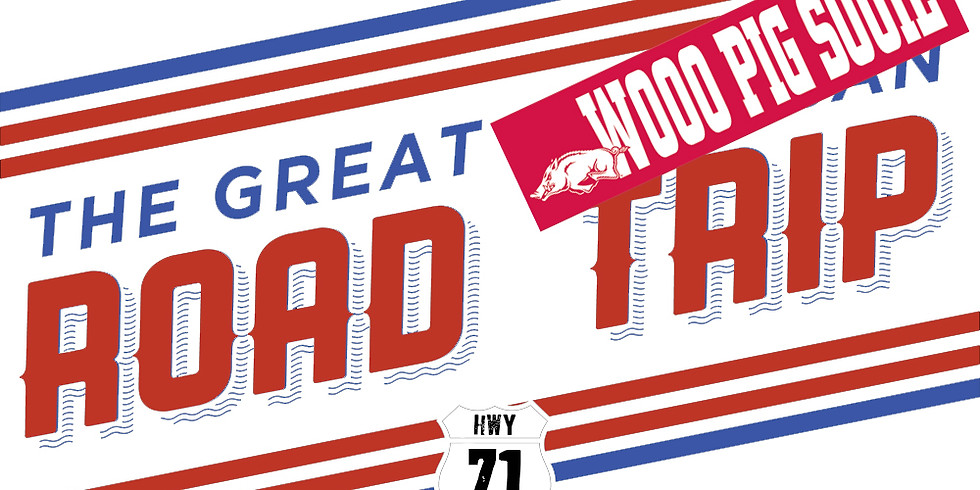 The Great Arkansas Road Tour