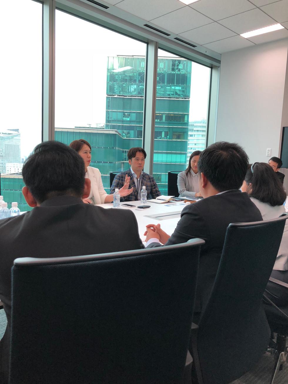 Japan Visit - Meeting with Bitpoint Japan