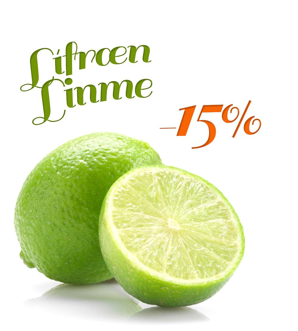 Lífrænt Lime