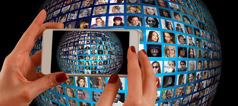 communication, réseaux sociaux, visibilité