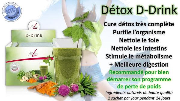 detox,quelle detox choisir, quel produit detox choisir,quand boire jus detox