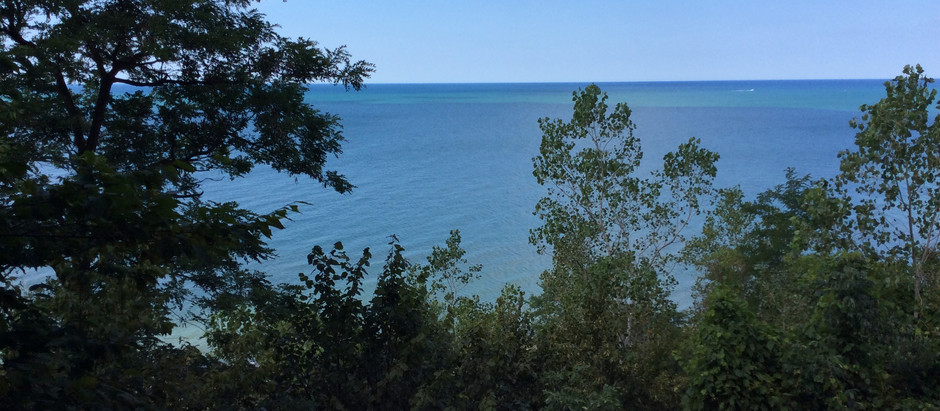 Lake Michigan,Berrien County, Michigan