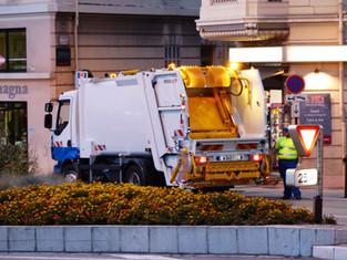 Afvalproblematiek in delen van Sion