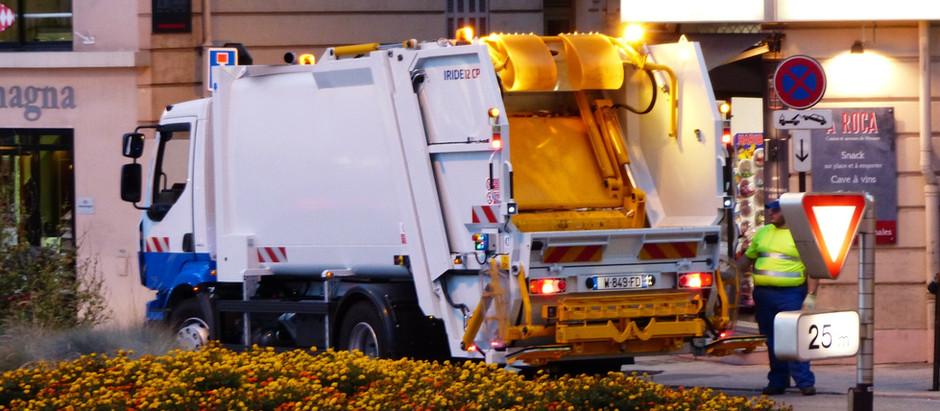 Ramassage ordures ménagères (secteurs Hautes Combes et Basses Combes)