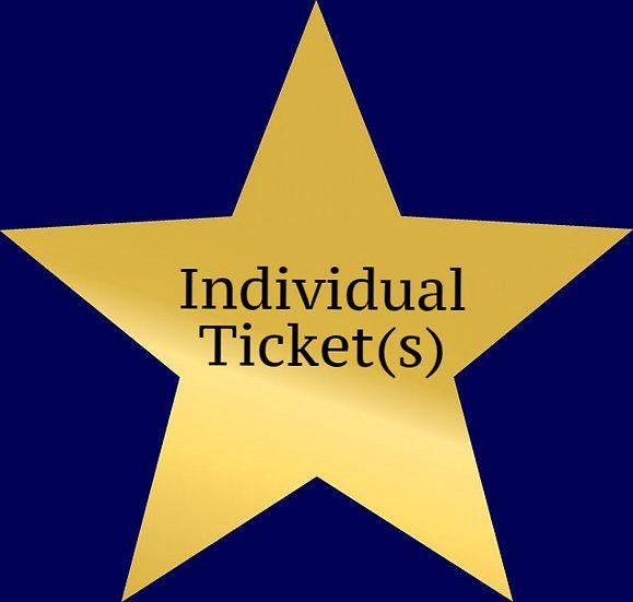 Single Event Ticket
