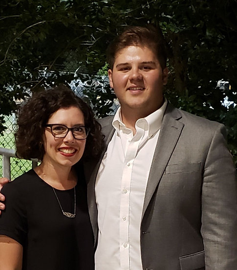 Hunter Fruge' & Sara Kleinpeter