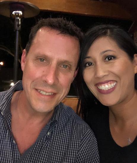 Paul Ross & Lan Hoang