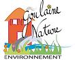 Le logo de goulaine nature environnement