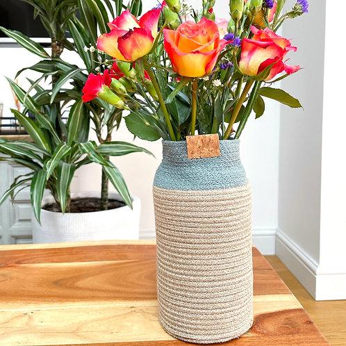 Hemp Bud Vase (Medium)