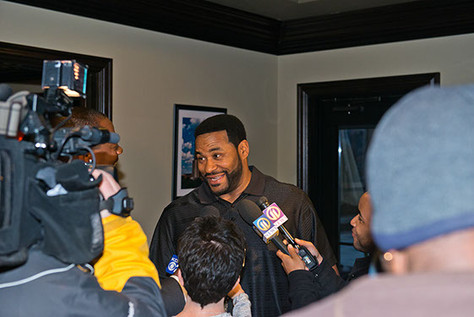 Media Interviews