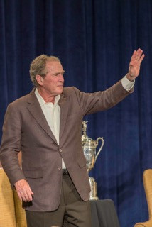 President George W. Bush- First Tee of Pittsburgh