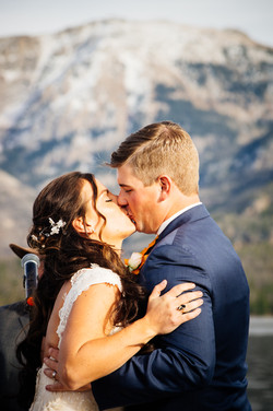 Jess + Sam wedding day