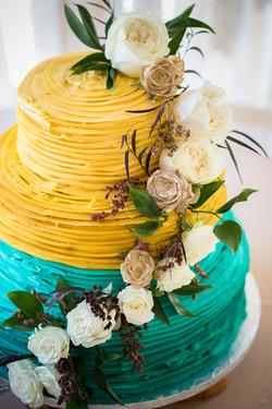 Shawn_and_Nichole wedding  cake