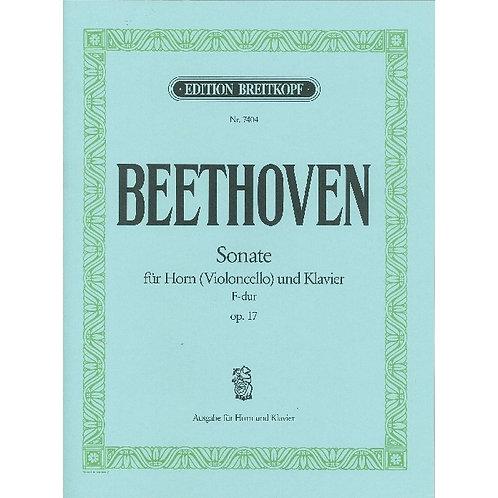 【Horn Solo】L.V.Beethoven