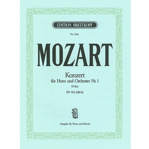【Horn Solo】W.A.Mozart
