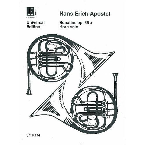 【Horn solo】H.E.Apostel