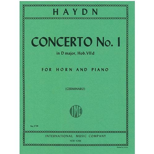 【Horn Solo】J.Haydn