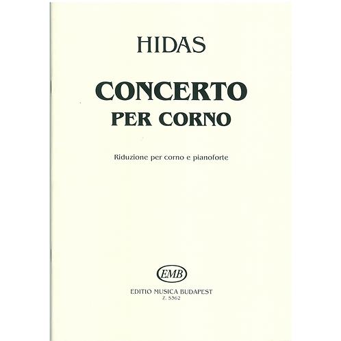 【Horn Solo】F.Hidas