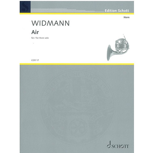 【Horn solo】J.Widmann